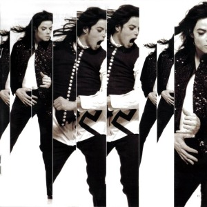 Cool shot of the King of Pop